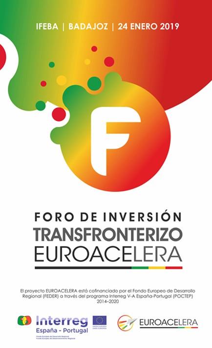 Cartel Foro de Inversión Transfronterizo